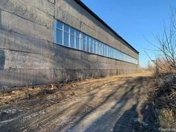 Продам капитальный склад. Каменское ( Днепродзерэинск)