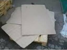 Продам картон прокладочный бу ( картонные прокладки )