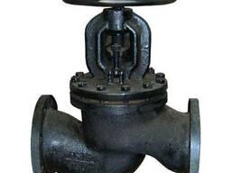 Продам клапан запорный чугунный фланцевый 15ч14п