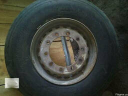 Продам колісний диск на напівпричіп