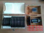 Продам колонку и набор грузов к манометру МП-6 (кл.т.0,05) - фото 1