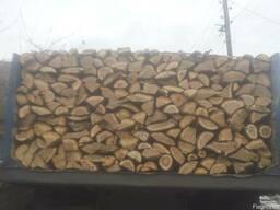 Продам колотые дрова дуба. Дуб в чурках