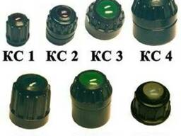 Продам Колпачки КС 1, КС 2, КС 3, КС 4, КС 5, КС 6, КС 7, КС