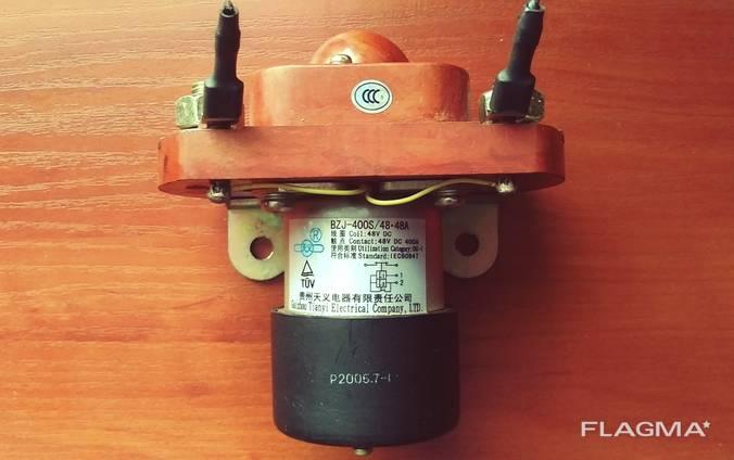 Продам контактор BZJ-400S/48-48A.