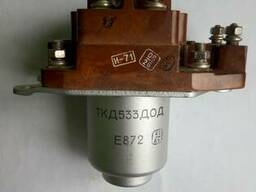 Продам контактора ТКД533ДОД, ТКД533ДТ
