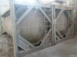 Продам контейнер-цистерна 8010 для жидких продуктов