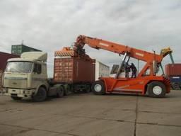 Продам контейнерный перегрузочный комплекс в г. Одесса.