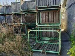 Продам контейнеры овощные 1000шт.