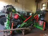 Продам Кран-Манипулятор лесной (Фишка) - фото 4
