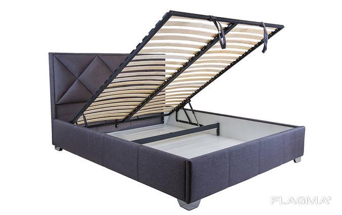 Продам кровати с мягкой обивкой разных размеров и расцветки