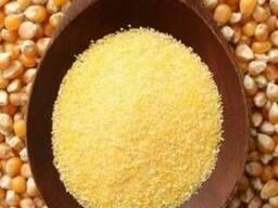 Продам крупу кукурузную екстра
