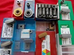 Продам-куплю резцы RNGX1212 RPUX3010 LNUX 301940