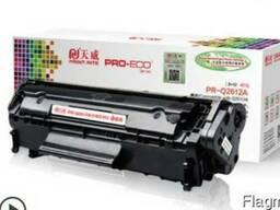 Продам лазерный картридж Print-Rite Q2612A, на 2000шт. стр.
