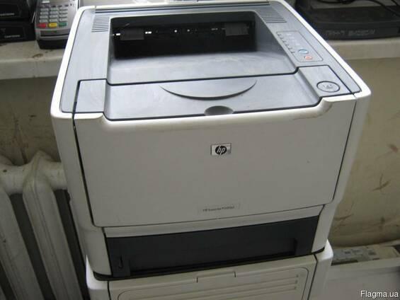 Продам лазерный принтер HP LaserJet P2015d