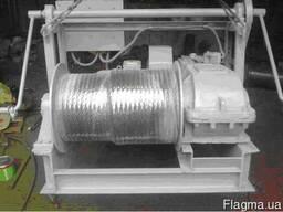 Продам лебідка електрична монтажно-тягова