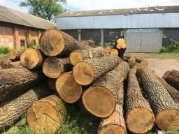 Продам лес кругляк любых диаметров и сортов