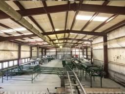 Продам лесопильный комплекс, с полным циклом переработки древесины