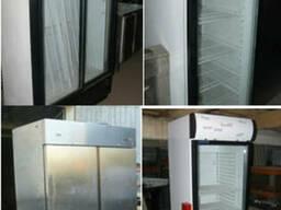 Продам личные холодильные шкафы бу для ресторана кафе бара