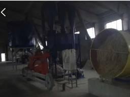 Продам линию для производства топливных гранул (pellet)