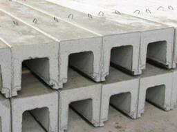 Лоток инженерных сетей Л1-8 лотки железобетонные купить. ..
