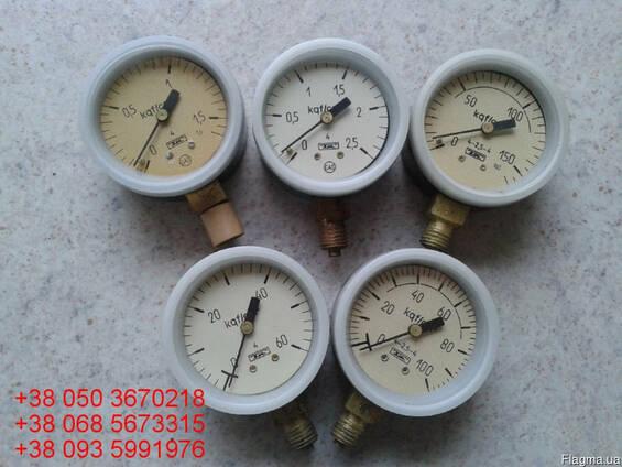 Продам манометры МТП-1М, МТП-2М, МТП-3М, МТП-4М, МТ-2У, KFM