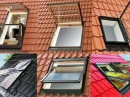 Продам мансардные окна