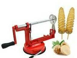 Продам. Машинка для нарезки картофеля спиралью Spiral Potato