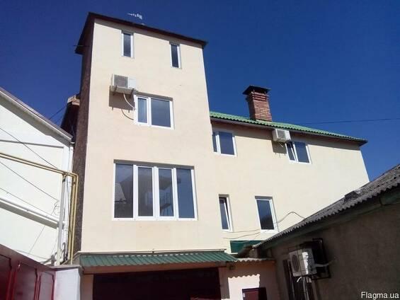 Продам мини гостиницу 116 96 м.кв жилая площадь Алушта Крым