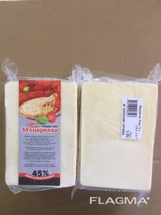 Продам Моцарелла пицца чиз 45 % жирность
