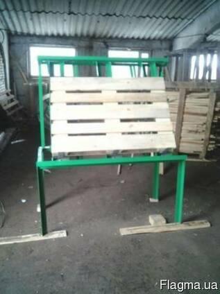 Продам монтажный стол (матрица) для сбивки поддонов
