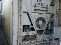 Продам морские рефрижераторные контейнеры 45 футов 2004г.