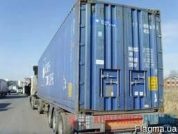 Продам морской 40 футовый контейнер