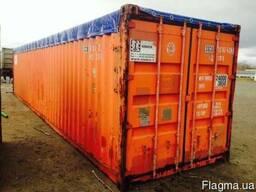Продам морской контейнер 40 футов ОПЕН ТОП