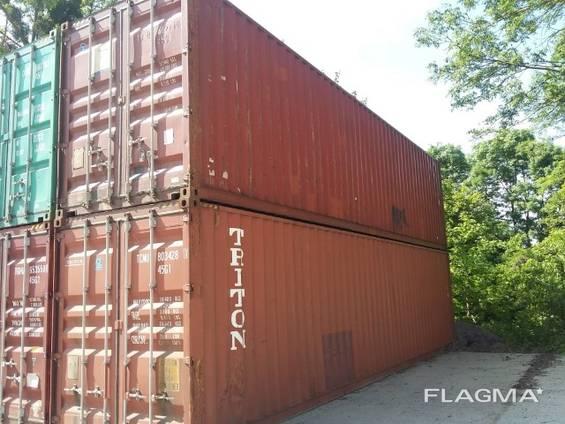 Продам морской контейнер 40HC