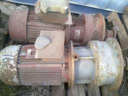 Продам Мотор-Редуктор МПО2М-15ВК24. 6