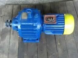Продам мотор-редуктор sezamor