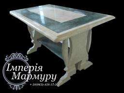 Продам мраморный журнальный столик.