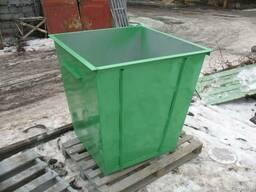 Продам мусорный бак, стандартный толщиной 1,2 мм