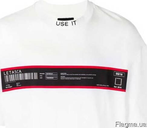 Продам мужские футболки с принтом