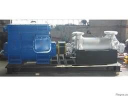 Продам насос ПЭ 65-53 можно с двигателем