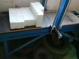 Продам новий комплект обладнання для виробництва теплоблоків