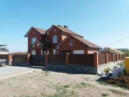 Продам новий житловий будинок з сучасним плануванням, розташований в мікрорайоні Половки,