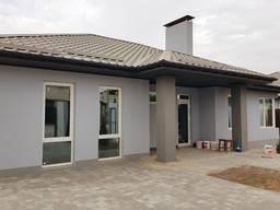 Продам новый дом в районе современной застройки