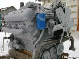 двигатель ЯМЗ-236Д на трактор Т-150К