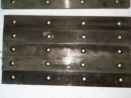 Продам ножи для гильотины 520х75х25 мм