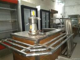 Продам оборудование для столовой (линия раздачи) Одесса Б/У