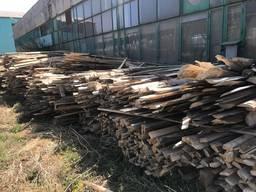 Продам обрезки на дрова