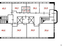 Продам офис 320 кв. м. в бизнес-центре. Собственник