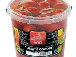 Продам ОПТОМ помидоры черри соленые 3кг и 7кг ведра
