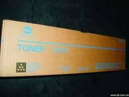 Продам оригинальный чёрный тонер Konica Minolta TN-616K